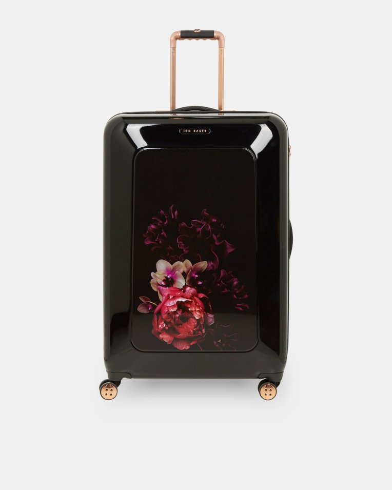 Splendour large suitcase - Black   Bags   Ted Baker UK