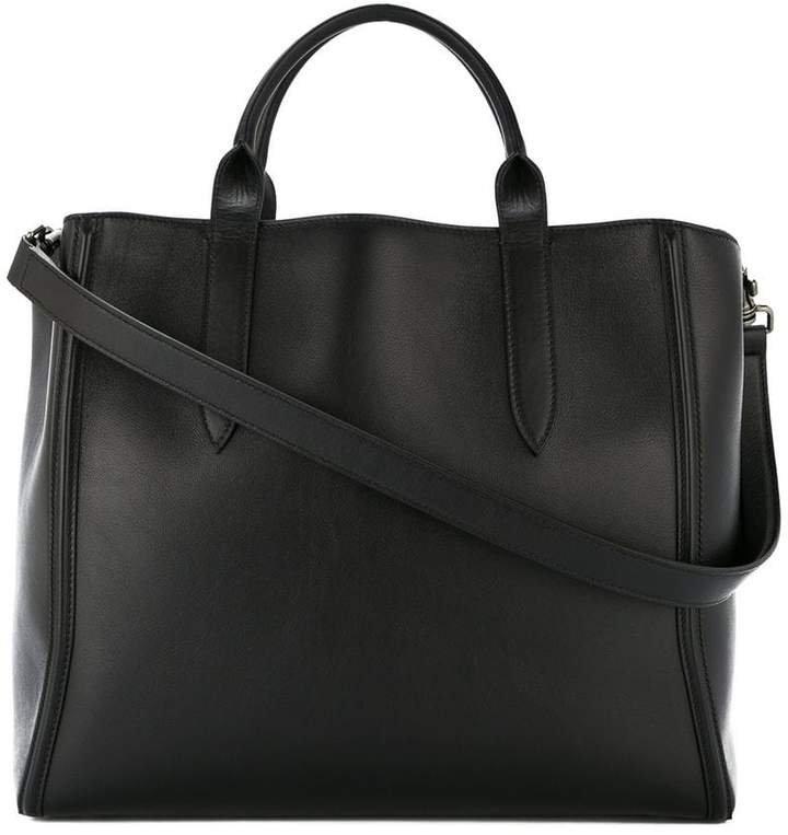 open-top tote bag