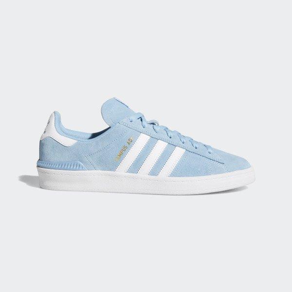 adidas Campus ADV Shoes - Blue   adidas US