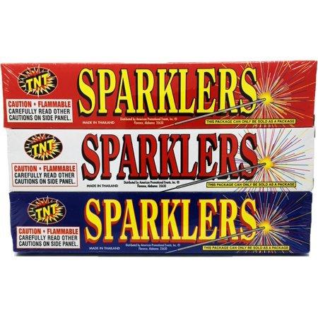 Gold Sparklers, 30ct - Walmart.com
