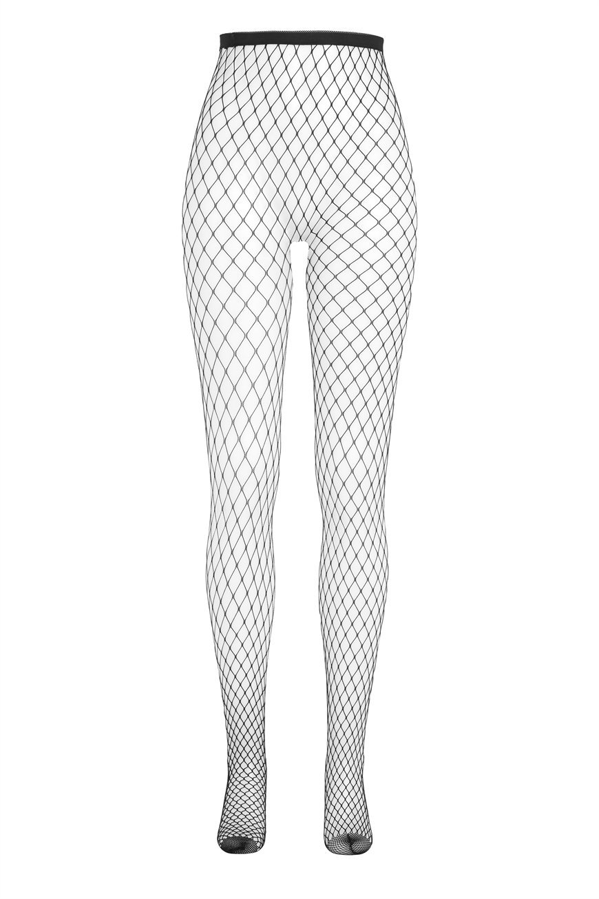 Black Fishnets