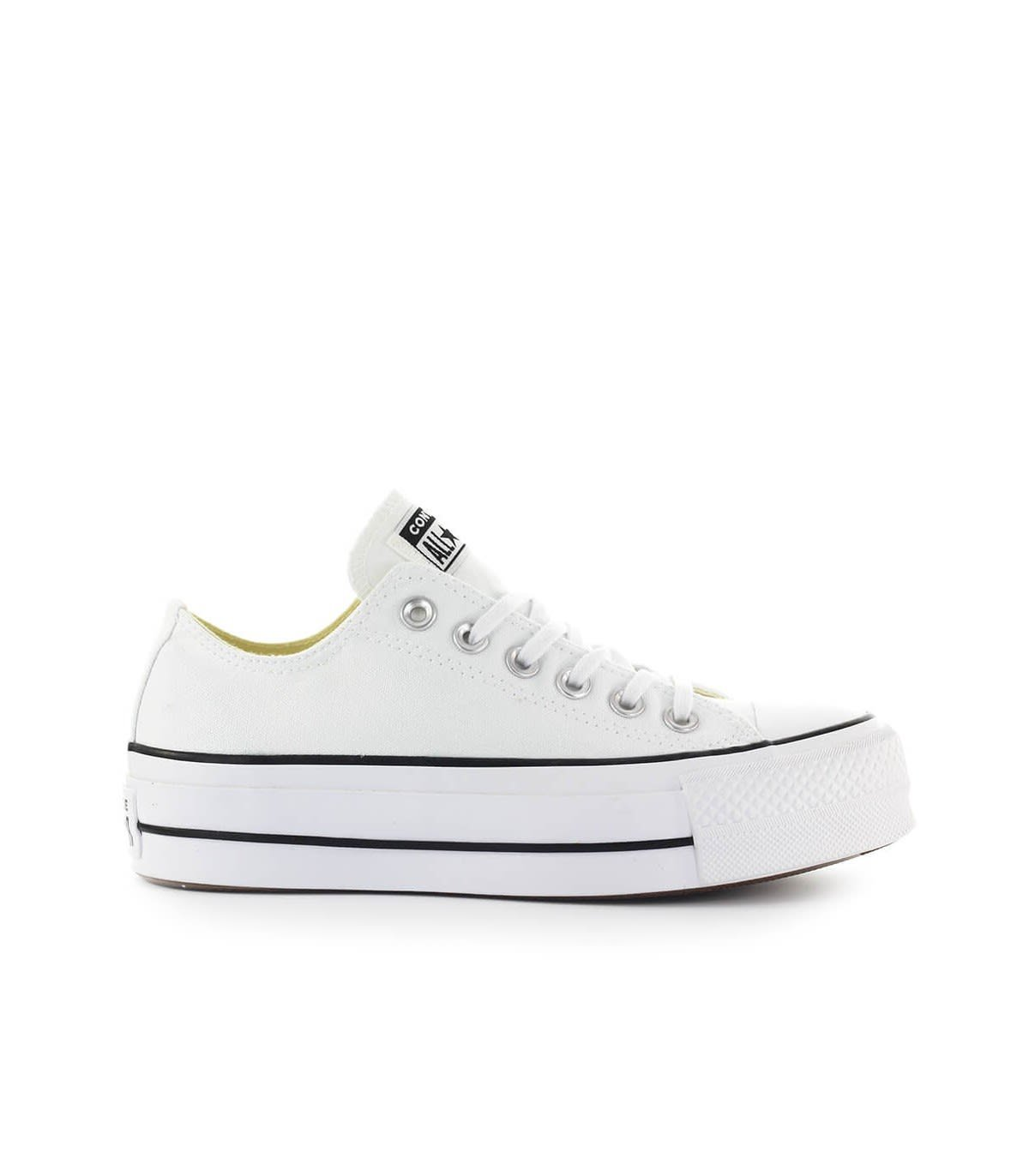 Converse All Star Chuck Taylor White Platform Sneaker