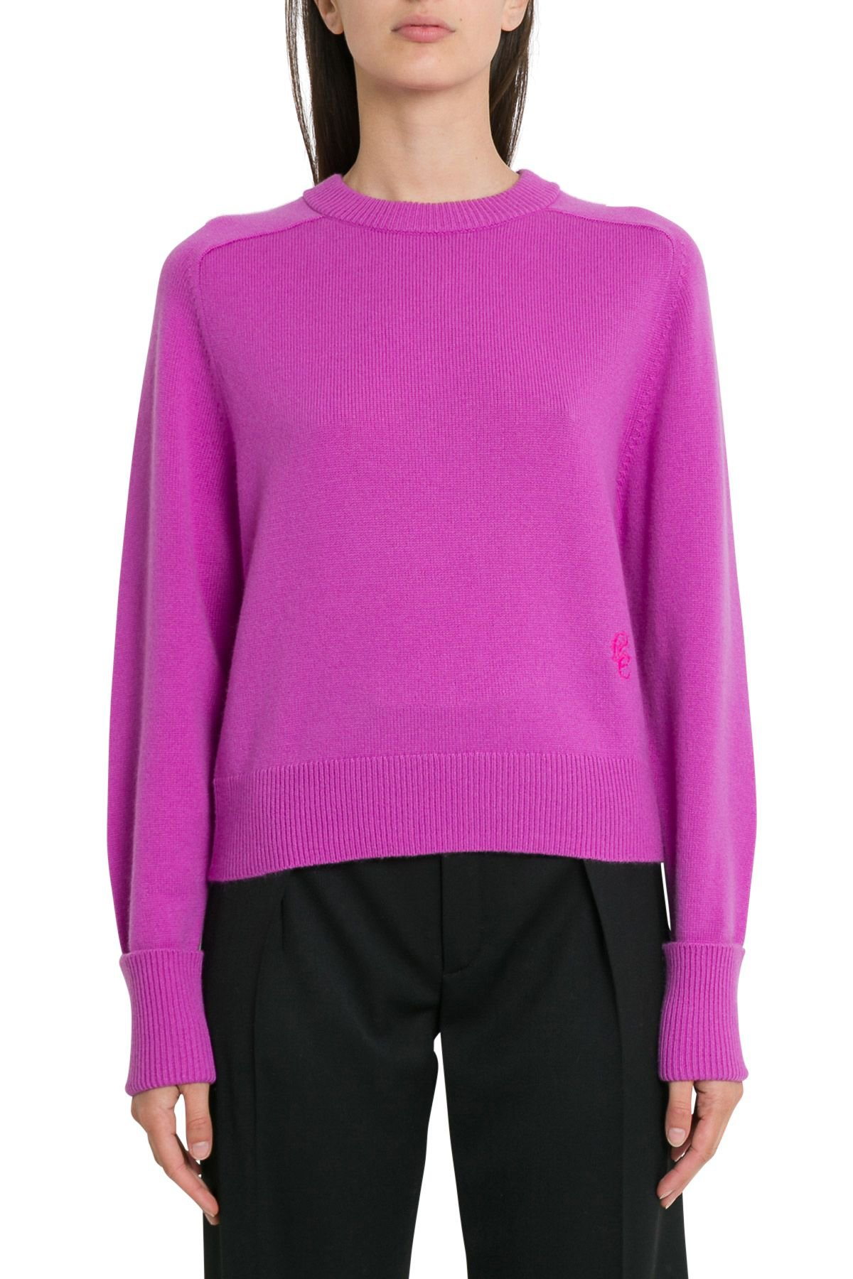 Chloé Cashmere Blend Knit Sweater