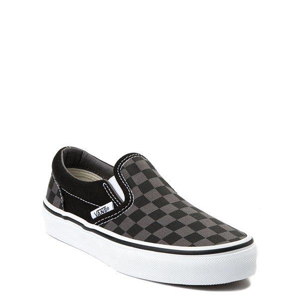 Vans Slip On Checkerboard Skate Shoe - Little Kid / Big Kid | Journeys