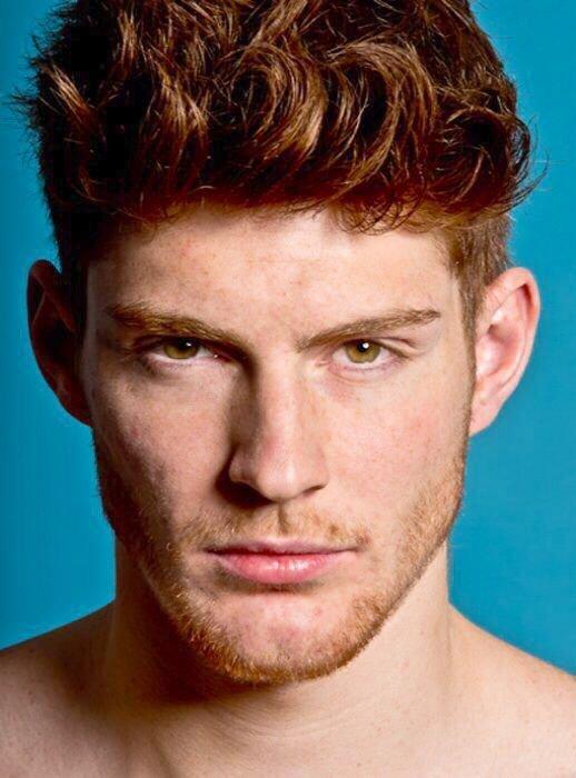 hot redhead guy - Google Search