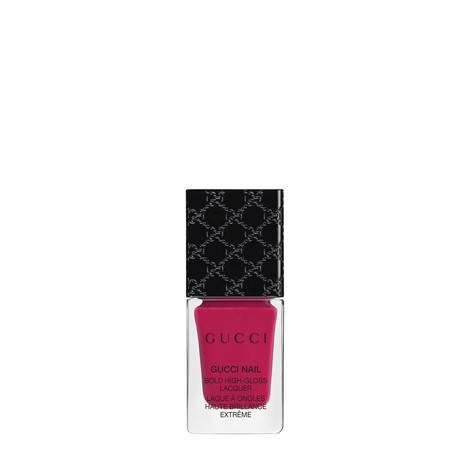 Bougainville, Bold High-Gloss Lacquer - Gucci Nail Polish 36740599PRD6580