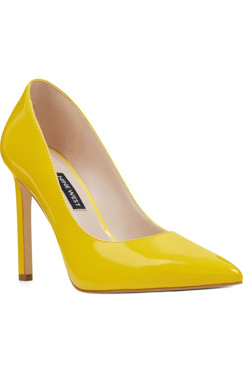Nine West 'Tatiana' Pointy Toe Pump (Women) | Nordstrom