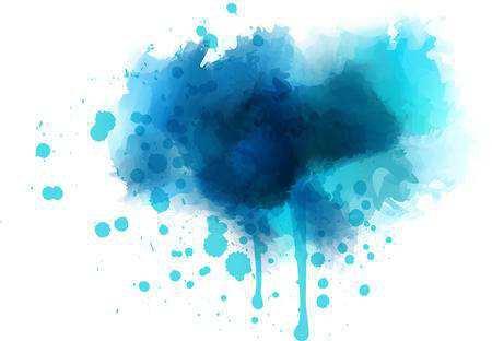 Paint Splash Background/Filler
