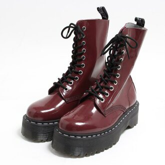VINTAGE CLOTHING JAM: New article-free article doctor Martin Dr.Martens Agyness Deyn collaboration AGGY 1490 thick-soled double sole 10 hall boots UK4 Lady's 22.5cm /boo2978   Rakuten Global Market