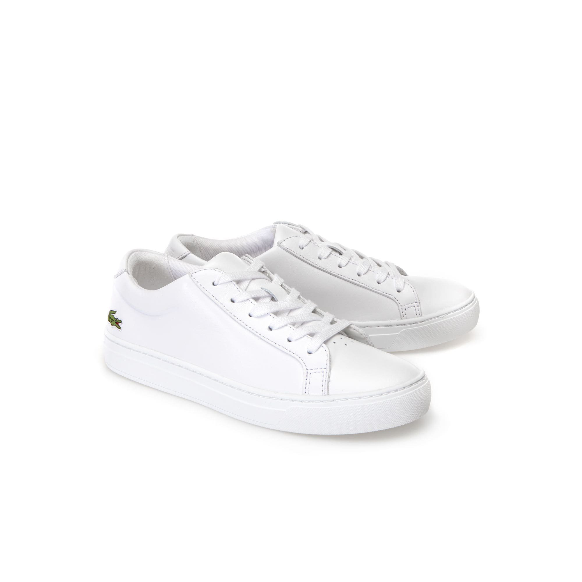 Damen-Sneakers L.12.12 aus Leder | LACOSTE