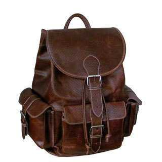 brown leather backpack - Google Search