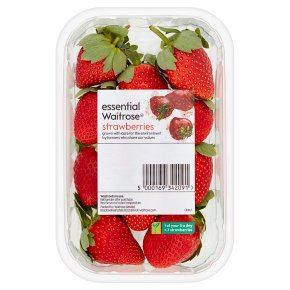 essential Waitrose Strawberries - Waitrose & Partners