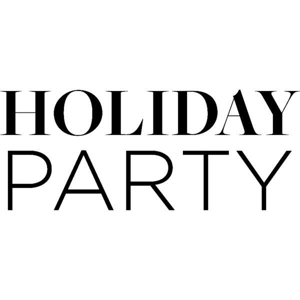 holiday party quote polyvore - Google Search