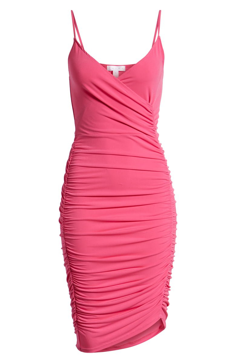 Leith Ruched Bodycon Dress | Nordstrom