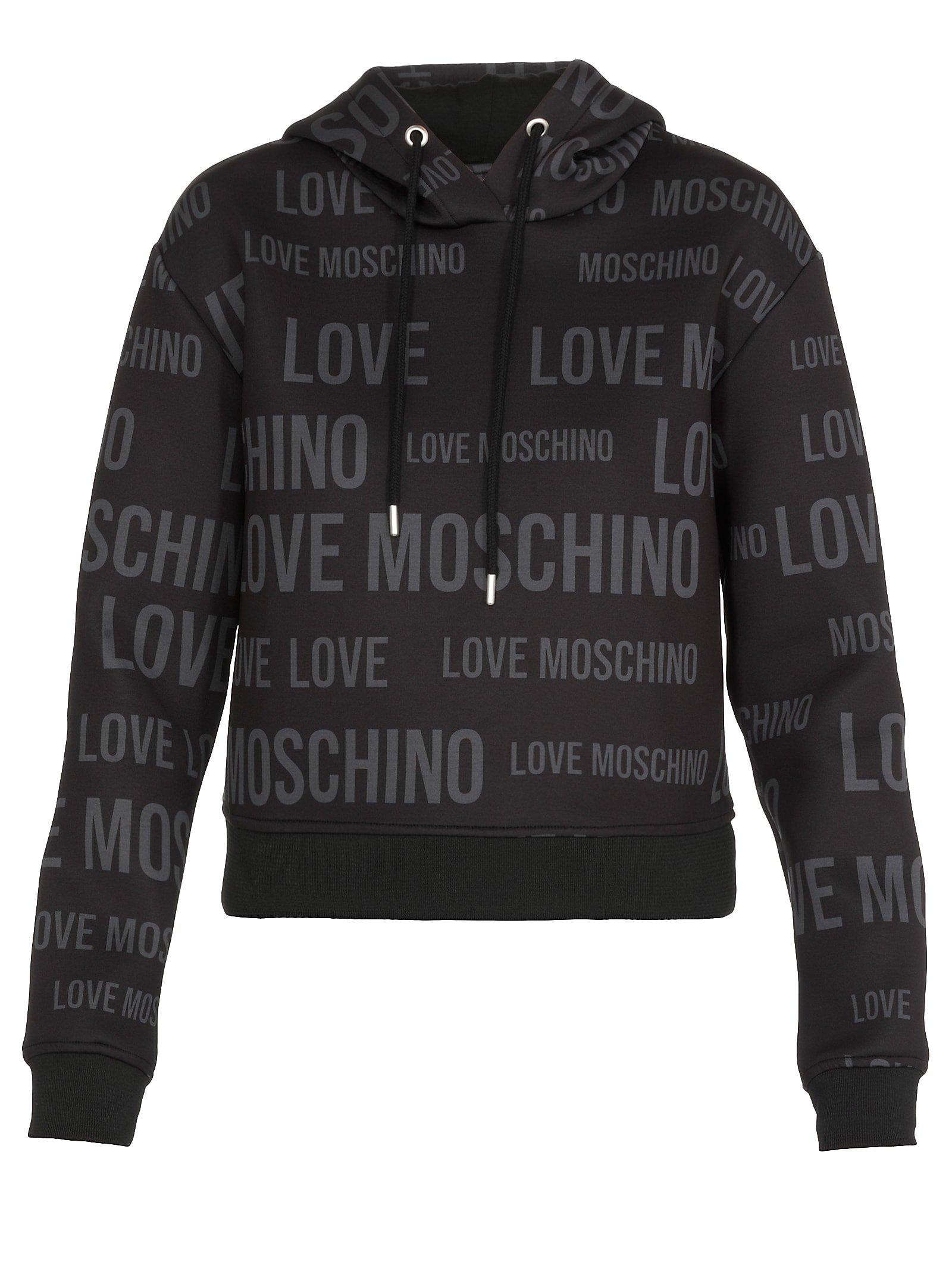 Love Moschino Cotton Sweater