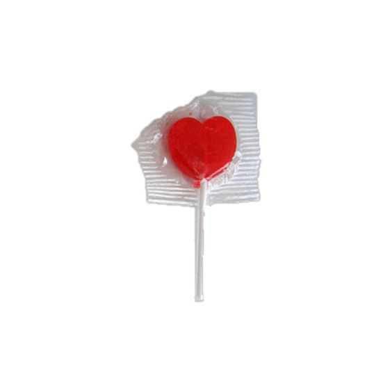 heart lolipop