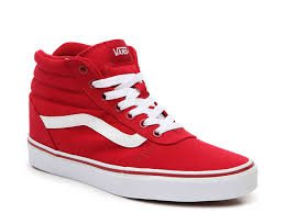 red vans womens - Google Search