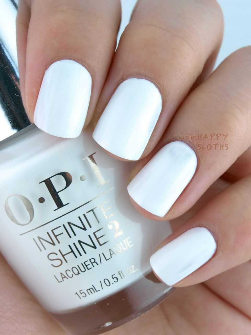 nail color white - Google Search