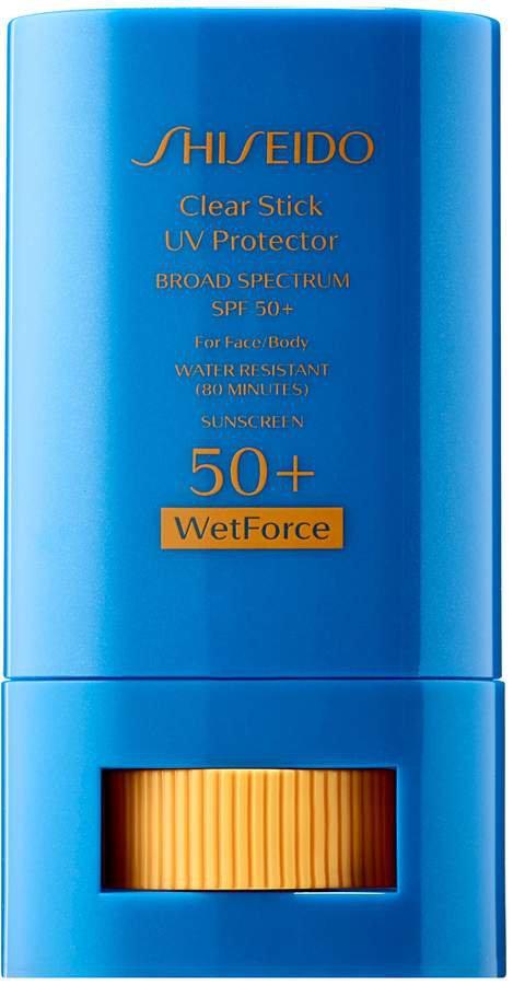 Wetforce Clear Stick UV Protector Broad Spectrum 50+