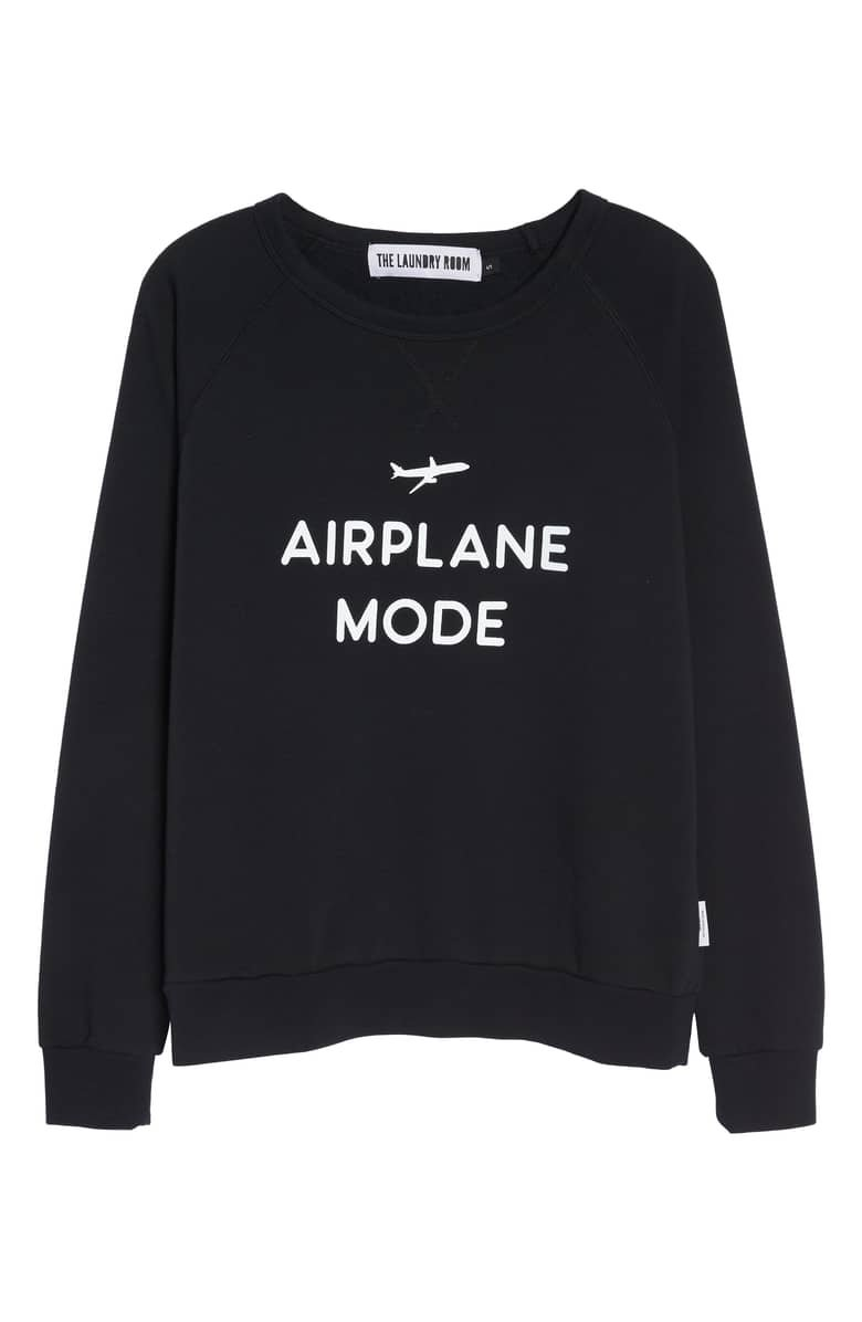 The Laundry Room Airplane Mode Sweatshirt | Nordstrom