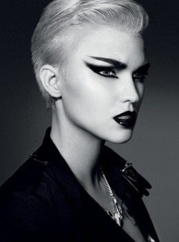 Fierce Feline Make Up · Extract from Express Makeup by Rae Morris · How To Create A Cat Eye