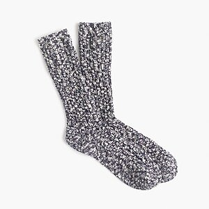 Plush Ankle Boot Socks : | J.Crew
