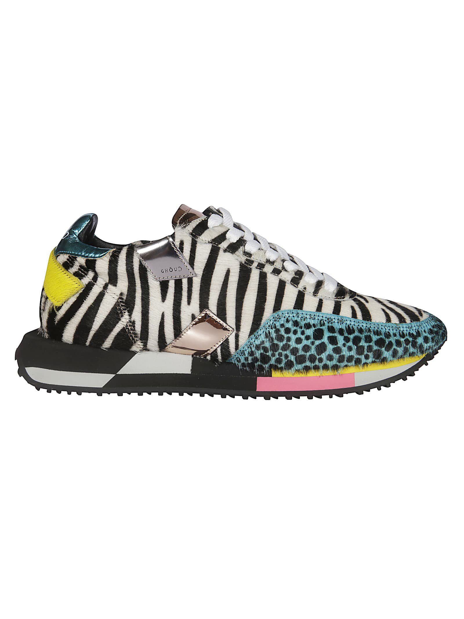 GHOUD Rush Multi Sneakers