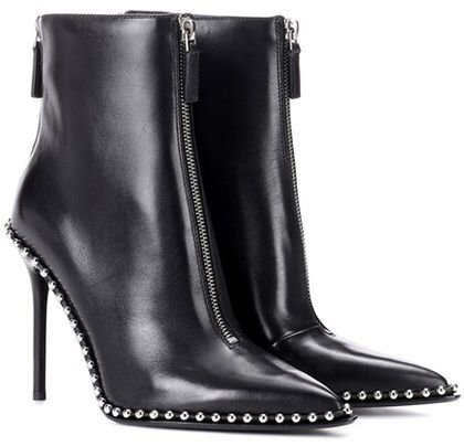 Embellished ankle boots by Alexander Wang