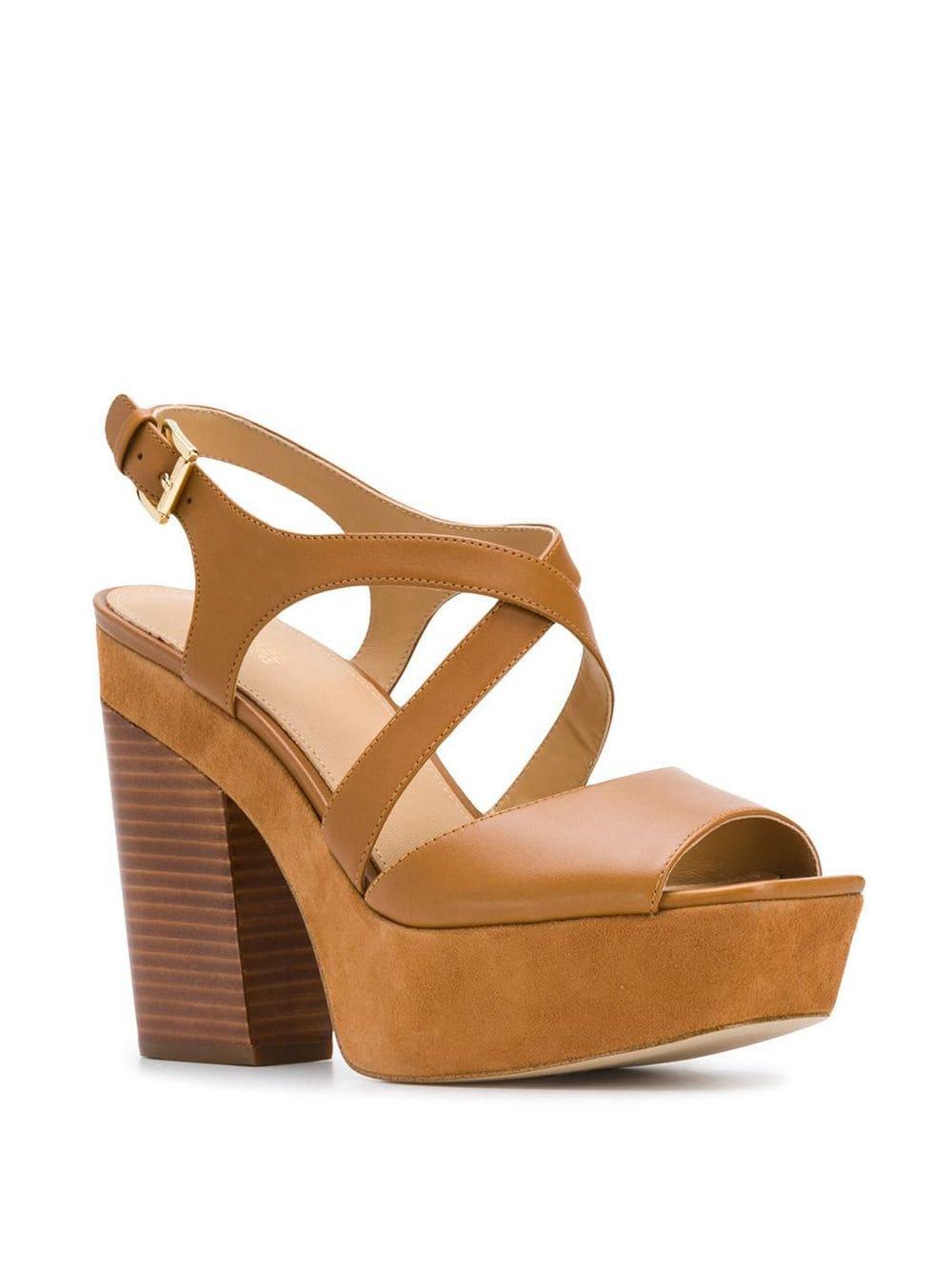 Michael Michael Kors Wedge Sandals | Farfetch.com