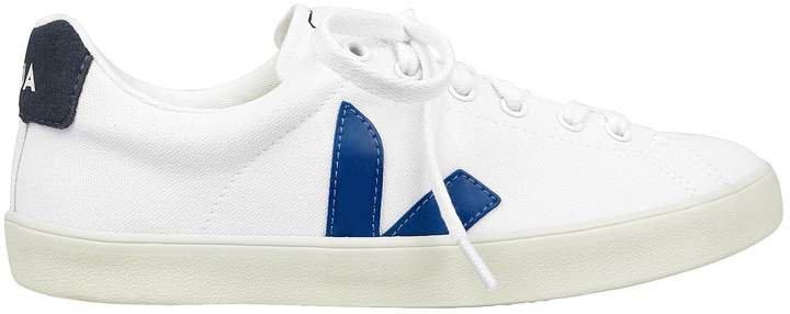 Esplar Blue Low-Top Sneakers