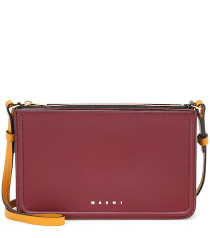 Beat Mini leather crossbody bag