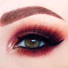 red eye looks makeup - Google Search
