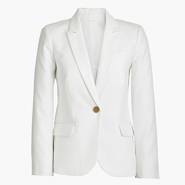 J.Crew Factory: Cotton work blazer