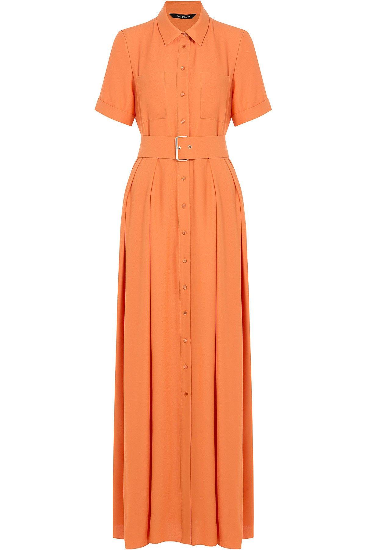 Belted Maxi Dress Gr. FR 36