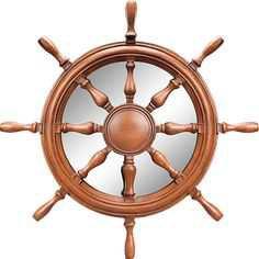 Ship's Wheel - Pinterest