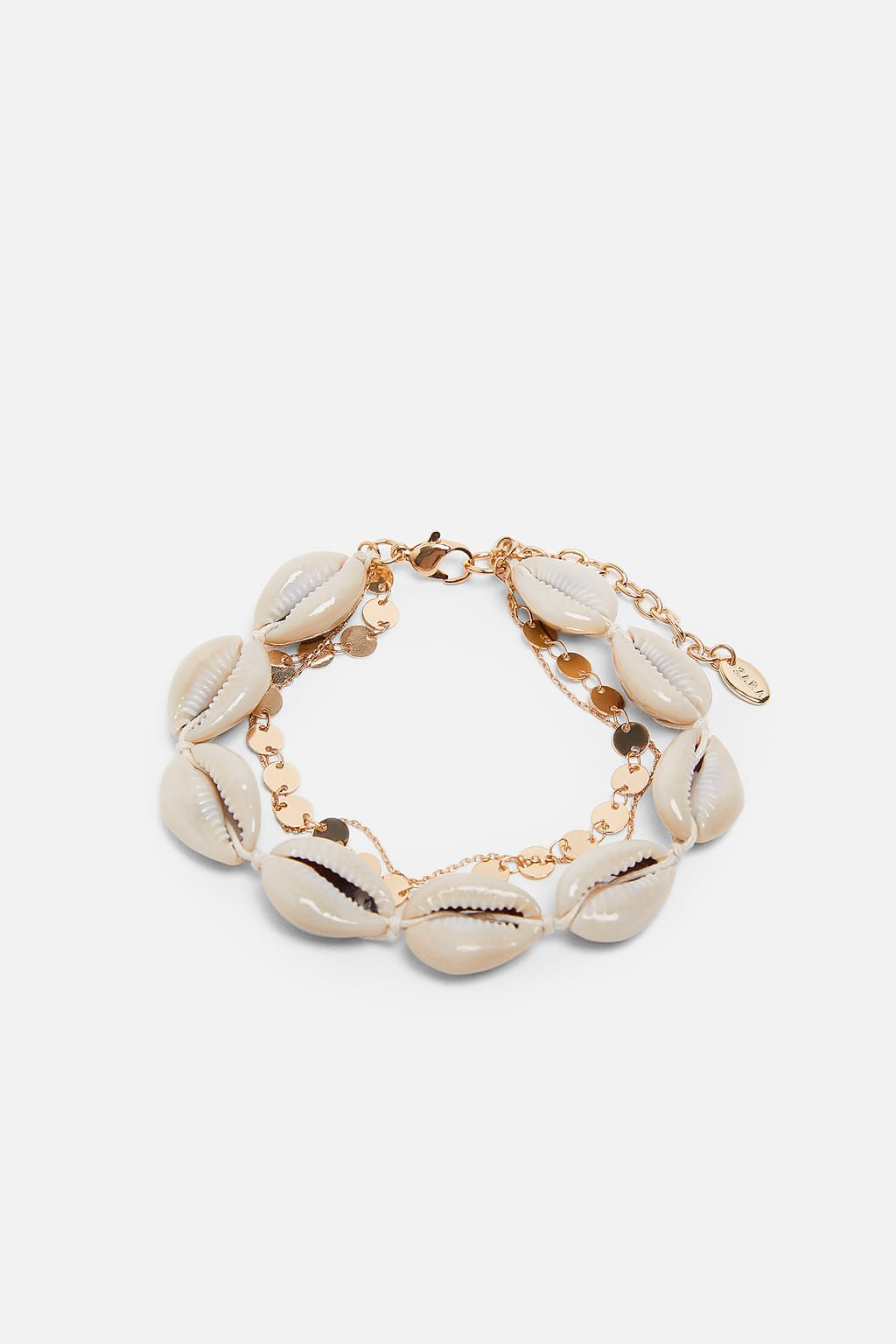 SEASHELL ANKLETS-Jewelry-ACCESSORIES-WOMAN | ZARA United States