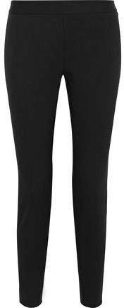 Wool-blend Slim-leg Pants