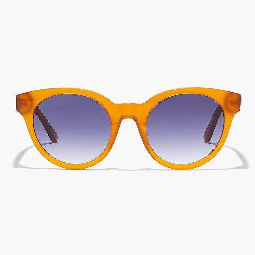 J.Crew: Round Frame Sunglasses
