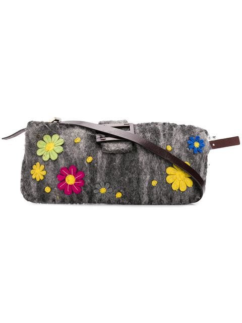 Fendi Vintage 2000's flower patches bag $530 - Buy Online VINTAGE - Quick Shipping, Price