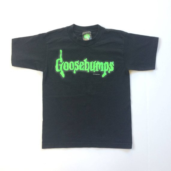 Vtg. Goosebumps 1995 Glow in the Dark Cult Horror TV Show