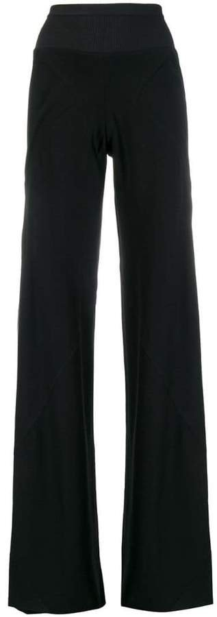 Forever Bias wide-leg trousers