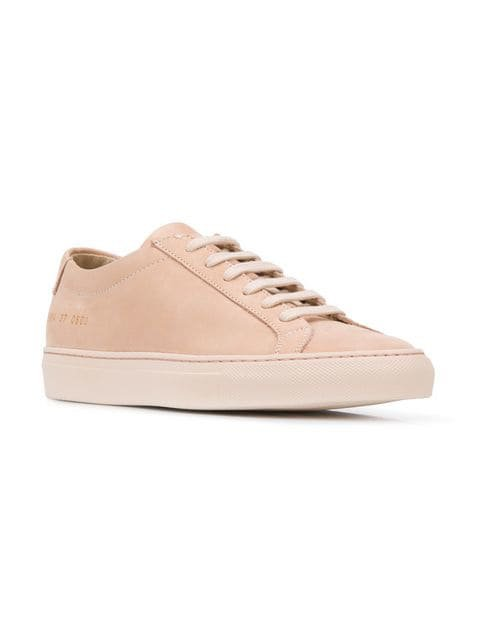 Common Projects classic tennis shoes
