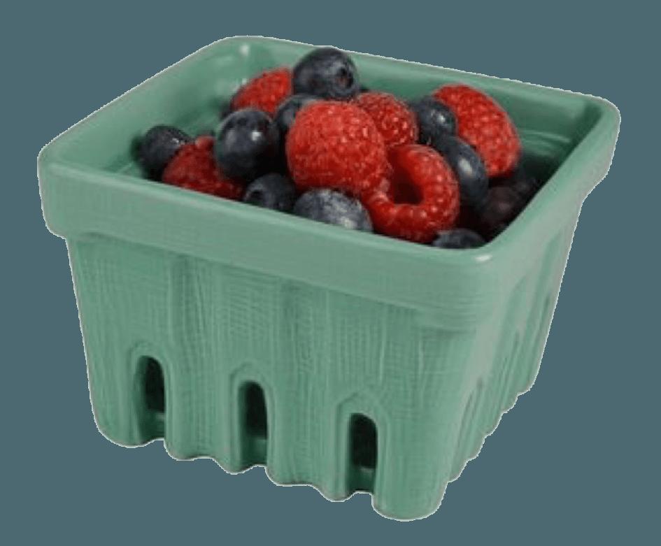 box of berries