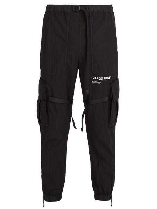 Parachute cargo trousers | Off-White | MATCHESFASHION.COM FR