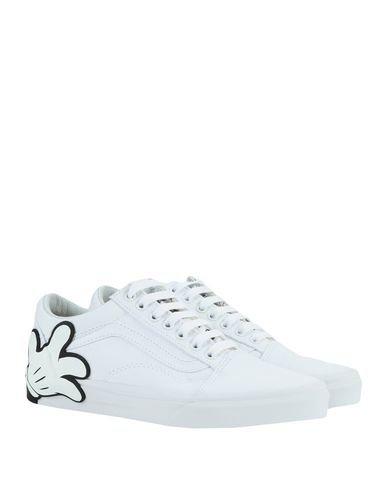 Vans Ua Old Skool (Disney) Mickey - Sneakers - Women Vans Sneakers online on YOOX United States - 11607611RL