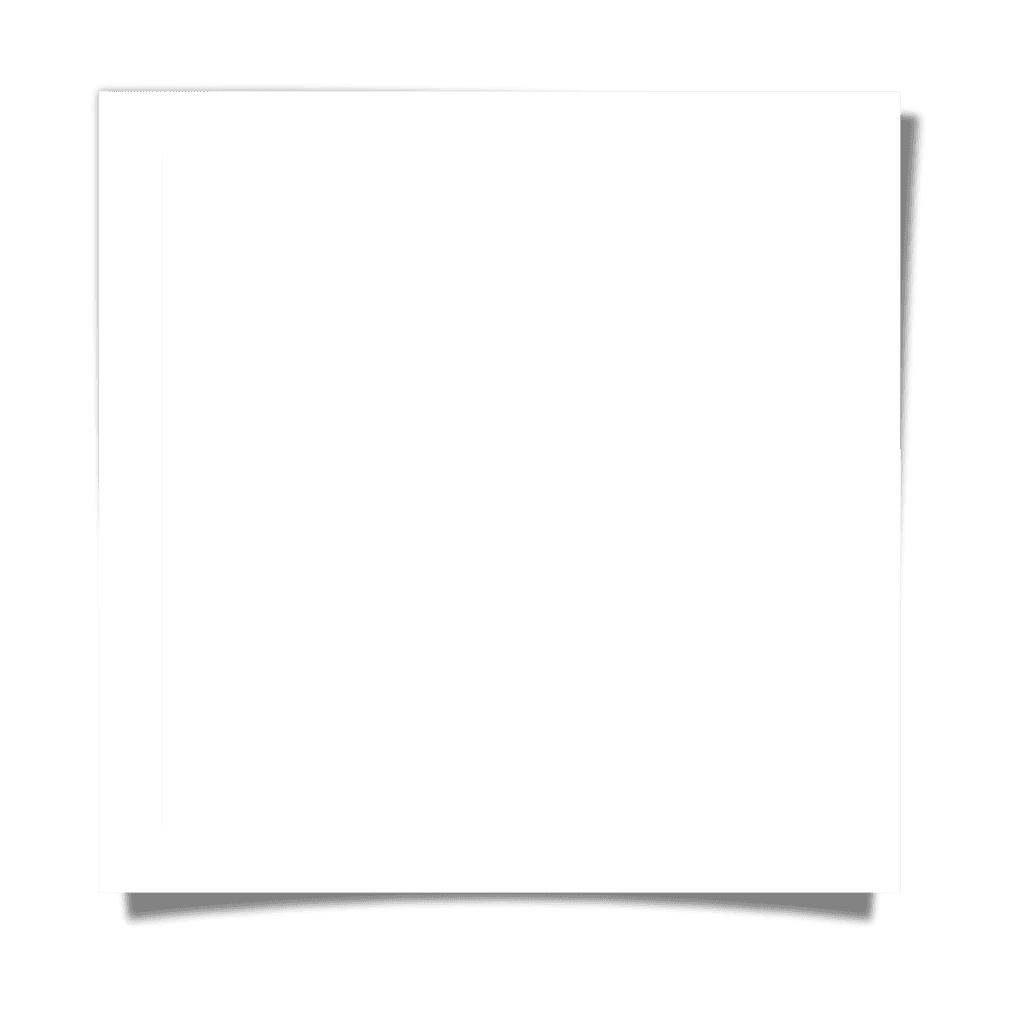 ftestickers frame paper borders 3deffect white...