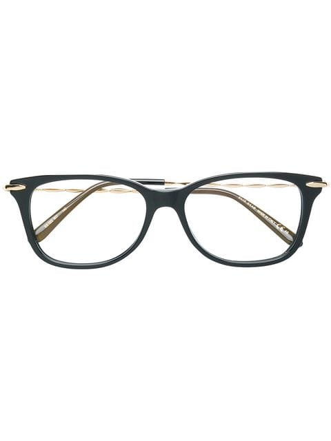 Elie Saab classic narrow cat-eye glasses $495 - Buy SS18 Online - Fast Global Delivery, Price