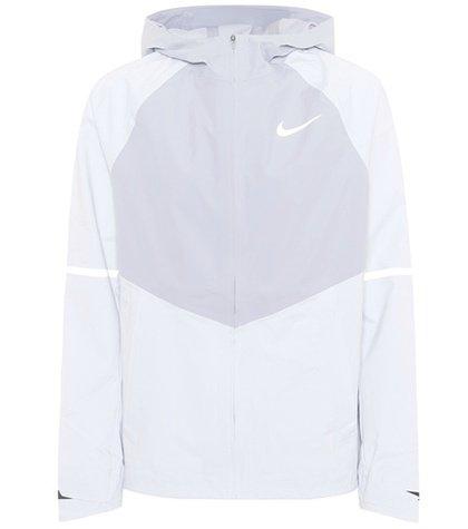Zonal Aeroshield running jacket