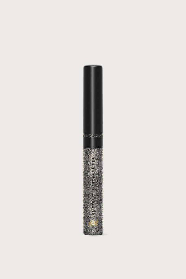 Eyeliner/Mascara with Glitter - Black