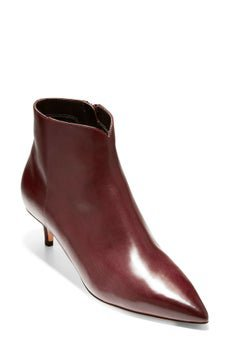 Sam Edelman | Kinzey Pointy Toe Bootie (Women) | Nordstrom Rack